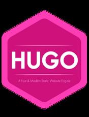Hugo-admin